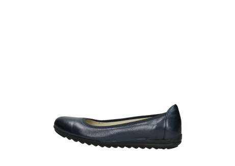 wolky ballet shoes 00125 lausanne 81800 blue metallic leather_2