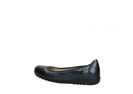 wolky ballet shoes 00125 lausanne 81800 blue metallic leather_3
