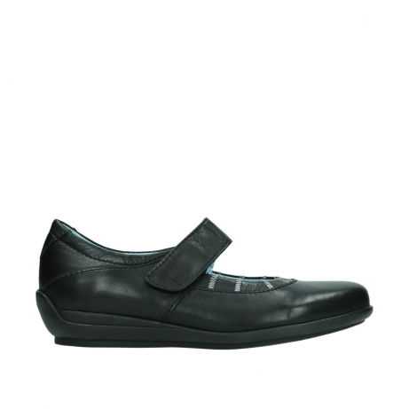 wolky mary janes 00379 marion 30000 black cachemire leather
