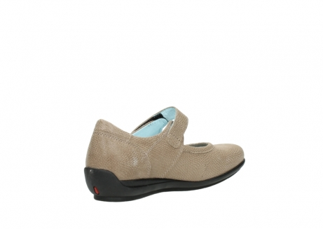 wolky riemchenschuhe 00385 noble 20150 taupe leder_10