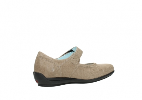 wolky riemchenschuhe 00385 noble 20150 taupe leder_11