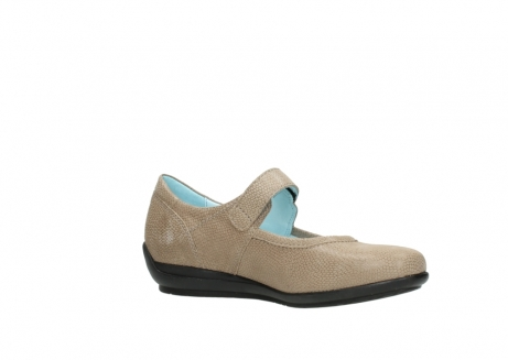 wolky riemchenschuhe 00385 noble 20150 taupe leder_15