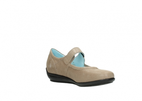 wolky riemchenschuhe 00385 noble 20150 taupe leder_16
