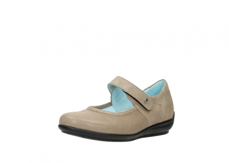 wolky riemchenschuhe 00385 noble 20150 taupe leder_22