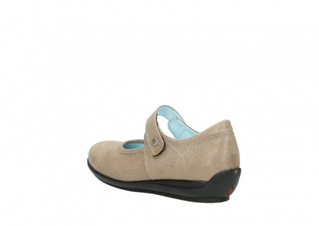 wolky riemchenschuhe 00385 noble 20150 taupe leder_4