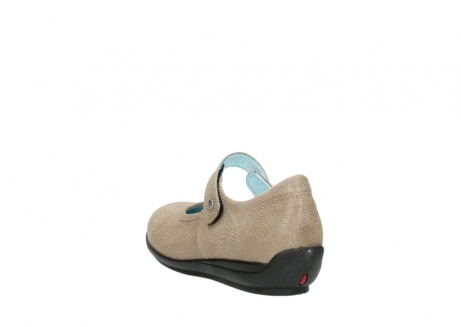wolky riemchenschuhe 00385 noble 20150 taupe leder_5