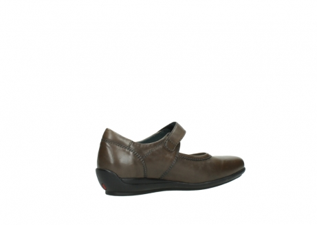 wolky bandschoenen 00385 noble 30150 taupe leer_11