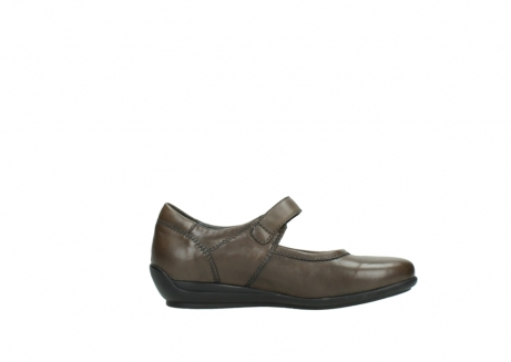 wolky bandschoenen 00385 noble 30150 taupe leer_13