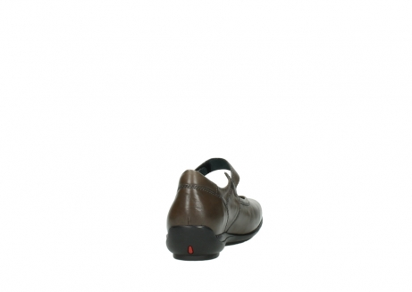 wolky bandschoenen 00385 noble 30150 taupe leer_8