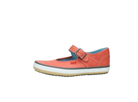 wolky mary janes 01226 tour 20530 coral red leather_24