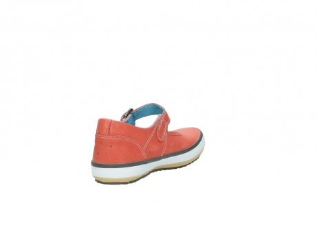 wolky chaussures a bride 01226 tour 20530 cuir rouge_9