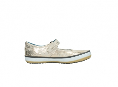 wolky mary janes 01226 tour 90140 gold metallic leather_13