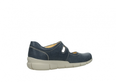 wolky mary janes 01508 kiowa 90820 denim blue dots nubuck_11