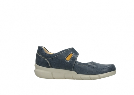 wolky mary janes 01508 kiowa 90820 denim blue dots nubuck_14