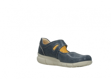 wolky mary janes 01508 kiowa 90820 denim blue dots nubuck_16