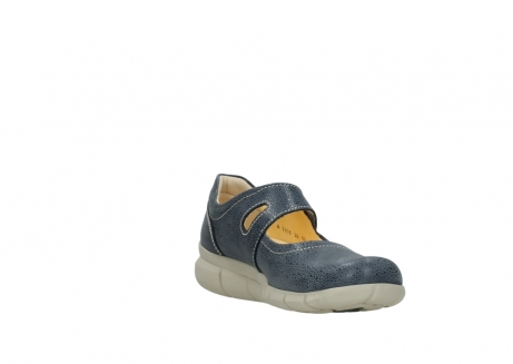 wolky mary janes 01508 kiowa 90820 denim blue dots nubuck_17