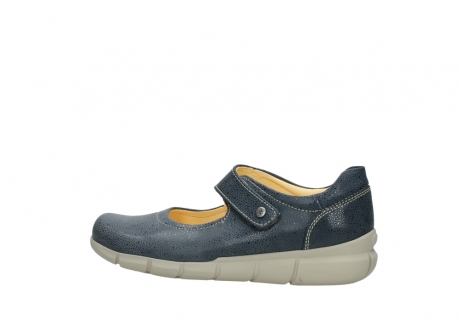 wolky mary janes 01508 kiowa 90820 denim blue dots nubuck_2