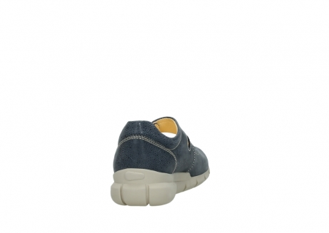 wolky mary janes 01508 kiowa 90820 denim blue dots nubuck_8