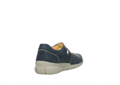 wolky mary janes 01508 kiowa 90820 denim blue dots nubuck_9
