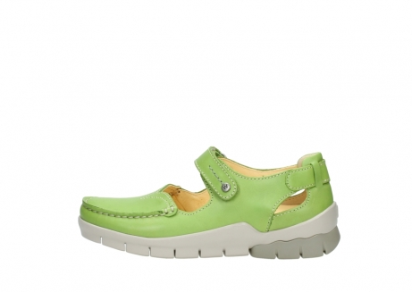 wolky mary janes 01754 polina 70750 lime leather_1