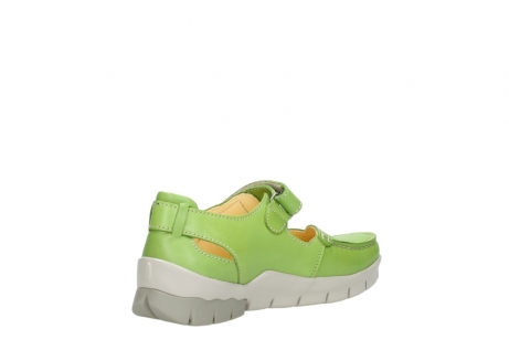 wolky mary janes 01754 polina 70750 lime leather_10