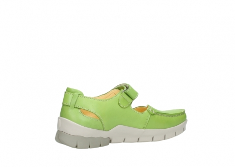 wolky mary janes 01754 polina 70750 lime leather_11
