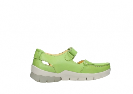 wolky mary janes 01754 polina 70750 lime leather_12