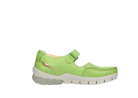 wolky mary janes 01754 polina 70750 lime leather_13