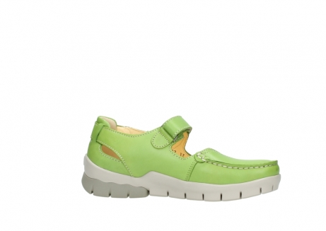 wolky mary janes 01754 polina 70750 lime leather_14