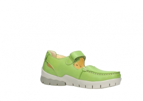wolky mary janes 01754 polina 70750 lime leather_15