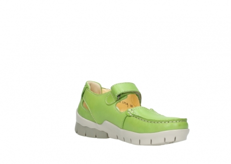 wolky mary janes 01754 polina 70750 lime leather_16