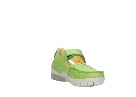 wolky mary janes 01754 polina 70750 lime leather_17