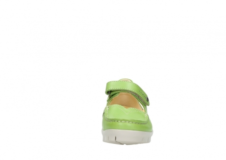 wolky mary janes 01754 polina 70750 lime leather_19