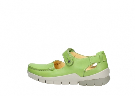 wolky mary janes 01754 polina 70750 lime leather_2