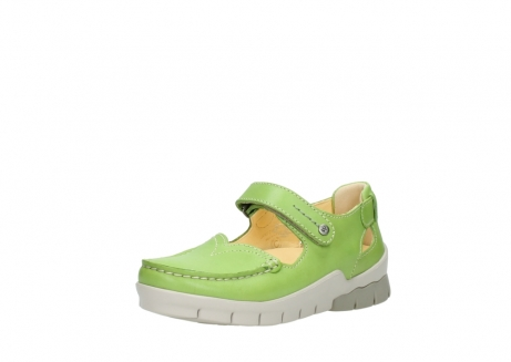 wolky mary janes 01754 polina 70750 lime leather_22