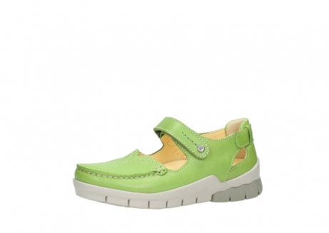 wolky mary janes 01754 polina 70750 lime leather_23