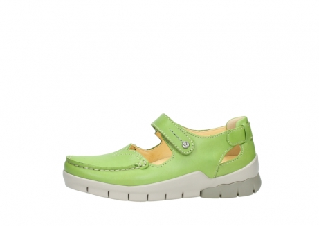 wolky mary janes 01754 polina 70750 lime leather_24