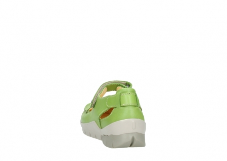 wolky mary janes 01754 polina 70750 lime leather_6