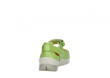 wolky mary janes 01754 polina 70750 lime leather_8