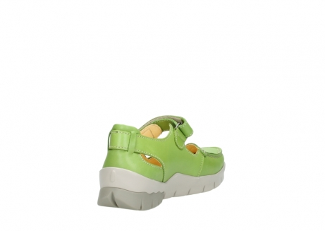 wolky mary janes 01754 polina 70750 lime leather_9