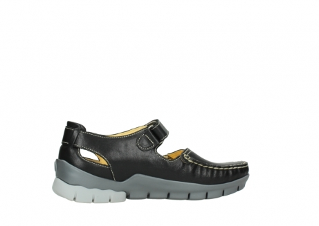 wolky mary janes 01754 polina 70070 black leather_12