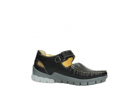 wolky mary janes 01754 polina 70070 black leather_15