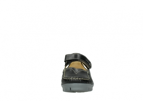 wolky mary janes 01754 polina 70070 black leather_19