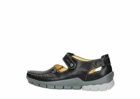 wolky mary janes 01754 polina 70070 black leather_2