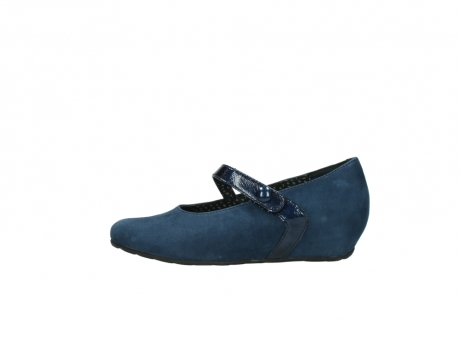 wolky mary janes 01912 sopra 40800 blue suede_1