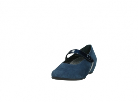 wolky mary janes 01912 sopra 40800 blue suede_21