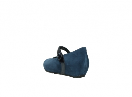 wolky mary janes 01912 sopra 40800 blue suede_5