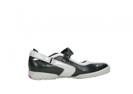 wolky mary janes 02026 rivera 30070 black summer leather_12
