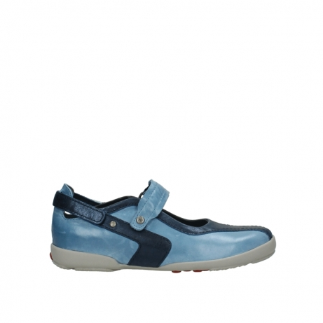 wolky mary janes 02026 rivera 30820 denim blue leather