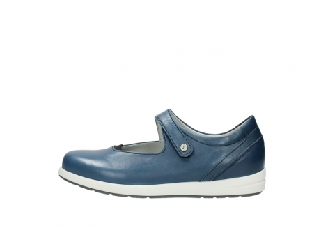 wolky mary janes 02421 electric 30840 jeans blue leather_1